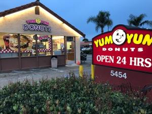 Yum Yum Donuts!
