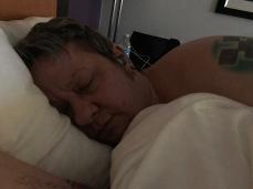 Sleeping prince/husband
