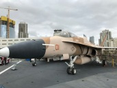 Midway Museum F/A-18 Hornet