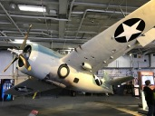 Midway Museum F4F WIldcat