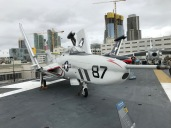 Midway Museum F9F-8P Cougar