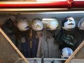 Midway Museum Flight Helmets