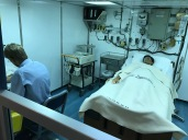 Midway Museum ICU