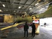 Midway Museum SBD Dauntless