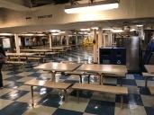 Ship Cafeteria